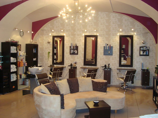 beauty salon praha